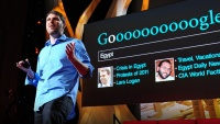 "Eli Pariser popularized the term ""Filter Bubble"" at his TED talk [1]"