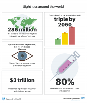 Global Eyesight Estimates