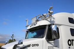 A picture of the Otto Truck